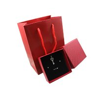 best jewellery box - top quality paper jewellery box for necklace and earrings paper bag and boxes best gift packaging