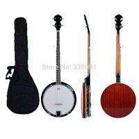banjo necks - String Banjo Closed Back Brackets W Maple Banjo Neck Full SET BANJO