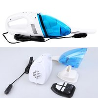 Wholesale 12V Mini Portable Car Vehicle Auto Rechargeable Wet Dry Handheld Vacuum Cleaner A3003010 order lt no tracking