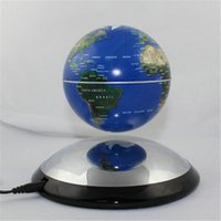 Wholesale Details about Fascinations Levitation Ion quot Magnetic Rotating Globe Floating Levitating Earth
