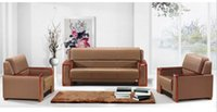 genuine leather sofa - 2015 luxury living room set living room furniture leather sofas living room furniture office sofa leisure sofa