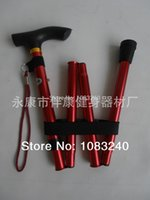 aluminum folding cane - new camping trusty folding foldable nordic aluminum alloy walking hiking sticks stick canes cane for old