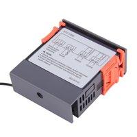Wholesale hot sellingTemperature Controller Thermostat Aquarium STC1000 Incubator Cold Chain Temp