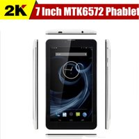 tablet phone - New arrival inch MTK6572 phablet HD Screen G android Tablet PC Phone Call Dual Core GHz tablet phone call bluetooth Dual Camera