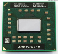 amd fsb - TMP540SGR23GM AMD Turion II P540 Dual GHz processor MB L2 cache MHz FSB W gigatransfers second