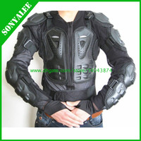 Wholesale Motorcycle armors Motorcycle Jacket Full body Armor racing motorcycle cycling biker protector armour protective clothing black M L XL XXL