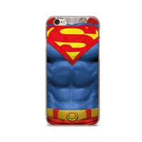 best superman covers - PC TPU Phone Cover Superman Design Dustproof Cellphone Case for Iphone4 S Splus Best Quality Phone Back Case C10