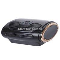 automatic air spray - Electric car air purifier automatic air freshener catalyst perfume aroma diffuser hepa filter silver nano auto