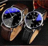 belt buckle buffalo - New Lovers Watches Roman Digital Korean Buffalo Grain Belt Wrist Watches Men Watch Lady Watches Fashion Women Wrist Watch