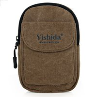 Wholesale BAG waist pocket bag men bags durable and wear resisting new and high quality canvas Hot sale casual bag