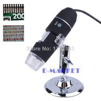 Wholesale X MP USB LED Light Digital Microscope Endoscope Video Camera Magnifier B12 SV004827