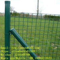 Wholesale China Wire Mesh Fence With Strainer Post mm
