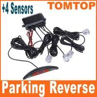 Wholesale Car Reversing Car parking sensors LED Display Parking Reverse Backup Radar w Sensors Car Parking System K371S