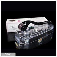 Wholesale MOQ DRS Micro Needle Derma Roller for Skin Derma Rolling System Skin Care