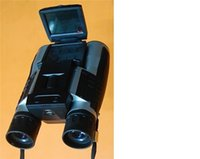 Wholesale 2014 FS608 NEW Style multi function HD FS608 P Video Camera Telescope with quot screen from chamwom