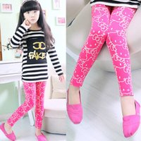 Leggings & Tights Girl Winter Autumn 2014 Children Girls Leggings