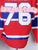 Cheap 2014 Olympic Canada Hockey Jerseys #76 P.K Subban Brand Jersey Ice Hockey Jerseys All 100%Embroidery 2014 Winter Sochi Games Sports Wear