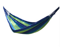 Cheap Canvas hammock Best Stripe Fashion swing