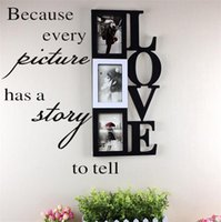 Murals PVC Quotable Because Every Picture home decor creative quote wall decal decorative adesivo de parede removable vinyl wall sticker