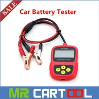 battery tester factory - 2015 Factory Price Professional Car Battery Tester BST100 Battery Analyzer BST better than launch bst460 DHL FEDEX
