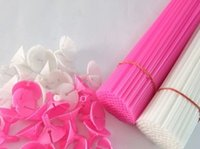 Wholesale 100 pieces Balloons Pole for Latex inch Balloon Accessories balloons Supporting Rod