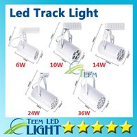 angled ceiling - CE ROHS UL Led Track Light W W W W W Beam angle Led Ceiling Spotlight AC V led spot lighting