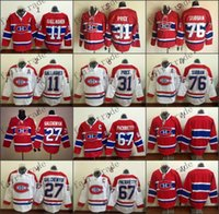 Wholesale Cheap Lace Fronts Free Shipping - 2016 Lace Front Montreal Canadiens #11 Brendan Gallagher Ice Winter Jersey Cheap Hockey Jerseys Authentic Stitched Free Shipping Size 48-56