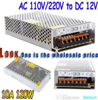 Wholesale High Quality LED switching power supply LED power supply V A A A A W w w w transformer V