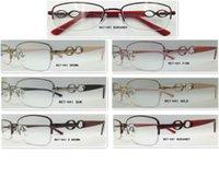 frames for glasses - 7 colors New eye glasses frames for women round metal frame glasses vintage metal frame