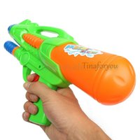 Wholesale Kids Summer Water Squirt Toy Children Beach Pump Action Water Gun Pistol GOUS