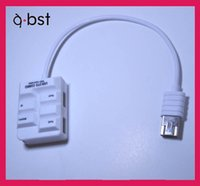 Cheap A-BST USB Carder reader and HUB with OTG function, USB combo , otg card reader and hub