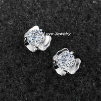 Cheap Silver Dangle Earrings Best Earring 925 Silver Gold plated jewelry