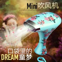 Wholesale Professional Household hair dryer strong wind hair blow Salon Styling tools patterns for you selection