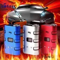 Cheap China manufacturer supply 180W super vapor vv vw ecig mod god 180 vapor cigarette quality warranty god 180 mod