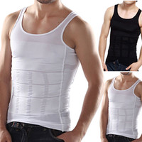 beer belly men - Sexy Girdles Body Shapers Comfortable Belly Shaper New For Men Slimming Shirt Elimination Of Male Beer Belly Men Body Shapewear