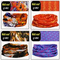 magic scarf - 1000PCS HHA567 Spain BUFF high UV resistance to UV Variety Magic scarf scarf multifunctional mask seamless magic ride magic anti UV bandana