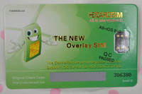 Wholesale Chinasnow Heicard unlock card sim Version C Perfect SIM Card Unlock Official all IOS heicard for iphone S C s GSM G