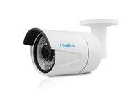 Wholesale Reolink RLC P IP Camera mm lens POE bullet outdoor camera