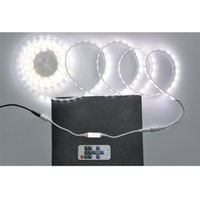 battery installation - DC5 V Keys Mini LED Controller Dimmer RF Wireless Remote for Led Single Color Strip Models Easy Installation