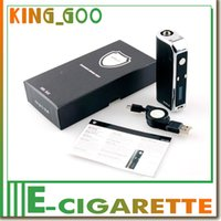 battery shield - Newest SHIELD DNA S Box Mod new Electronics Cigarette w mechanical mod Fit battery with display screen