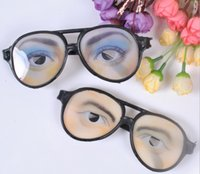 Cheap plastic Funny Glasses Best Funny Eye Glasses Christmas Eye Glasses