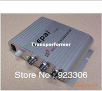 Wholesale sets Super Bass LP Channel Stereo Mini Computer Car Amplifier Subwoofer Outhm67