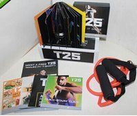 t25 gamma - DHL bands Crazy home body fitness workout Set Training Alpha Beta Gamma Core beta T25 Dvds Speeds sets discs Videos