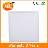 Wholesale 600x600 LED Panel Light x60cm x600mm W Epistar Chip AC85 V Years Warranty CE RoHS