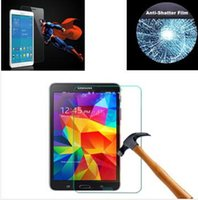 Wholesale For Tab tempered glass Film Explosion Proof clear Tempered Glass Screen Protector for galaxy tab T230 T330 t530 TAB S T700 T800
