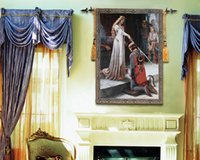 Wholesale Beautiful Vintage Tapestry High Quality Tapestry Famous Painting Tapestry