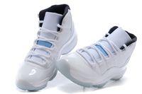 Wholesale Hot colors Men and Women New Legend Blue XI Sport Shoes Gamma Blue XI Basketball Shoes For Sale Size