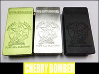 philippines - clone CHERRY BOMBER mechanical mod by MCV PHILIPPINES dual battery clouds vapes New arrival