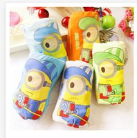 Wholesale HOT Despicable Me Boxers Underpants Modal Cartoon SIZES Lovely boys boxers Cheape Underwears Kids Boys TOP1054