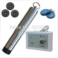 basing point system - DIY RFID KHZ OCOM PA induction card security patrol system guard tour system bar data collection base points